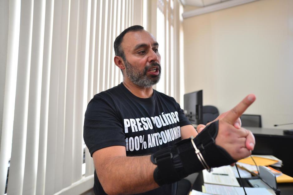 Lima purgaba una pena de 20 años de prisión por el asesinato de Monseñor Juan José Gerardi. (Foto: Wilder López/Soy502)