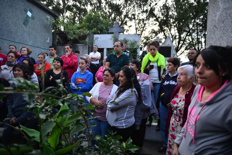 La familia completa puede asistir al tour con mucha tranquilidad, los viajes se hacen en grupos de 30 personas. (Foto: Wilder López/Soy502)