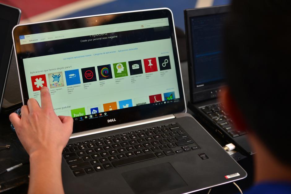 EnWindows Store los usuarios encontrarán una gran variedad de aplicaciones para sus dispositivos.(Foto: Wilder López/Soy502)