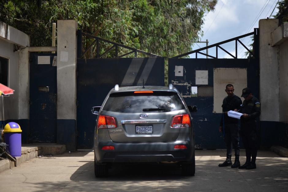 Según informó el Sistema Penitenciario a través de su vocero, Rudy Esquivel, hay más medidas de seguridad en el centro carcelario. (Foto: Wilder López/Soy502)