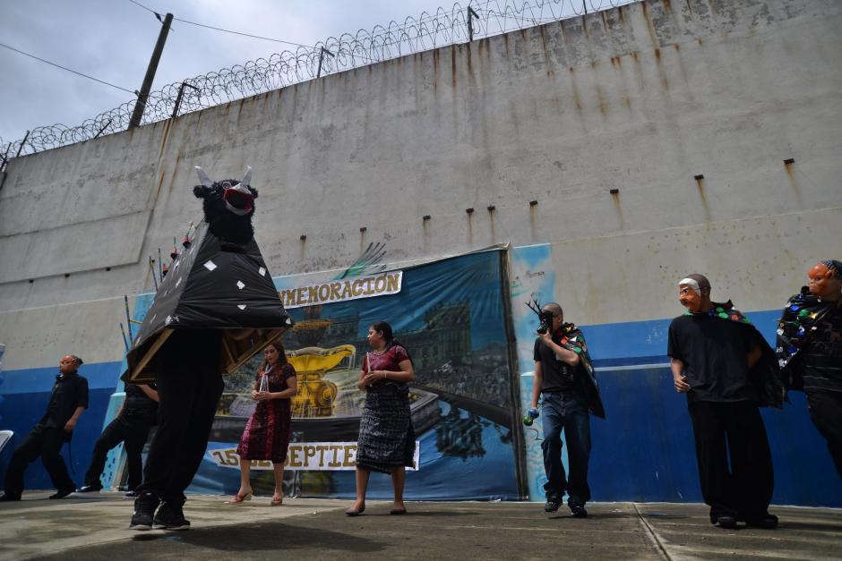 Los menores de edad tienen actividades culturales esporádicamente. (Foto: Wilder López/Soy502)