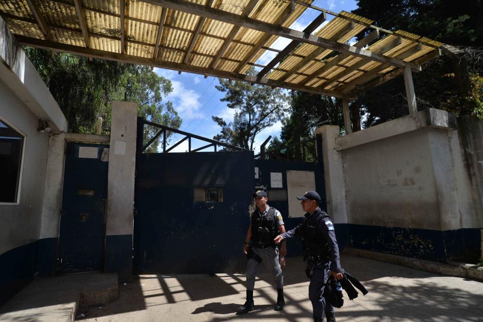 El ambiente se respira tranquilo un día después de los disturbios dentro de la cárcel de Pavón. (Foto: Wilder López/Soy502)