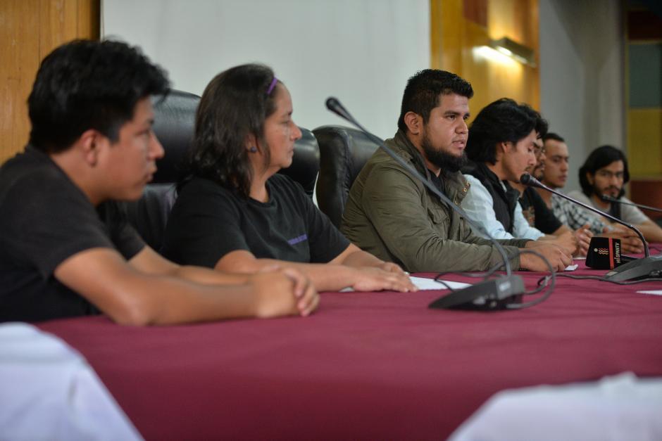 Los representantes de siete unidades académicas esperan que este jueves se conforme el Consejo Consultivo para iniciar el proceso de renovación de la AEU. (Foto: Wilder López/Soy502)