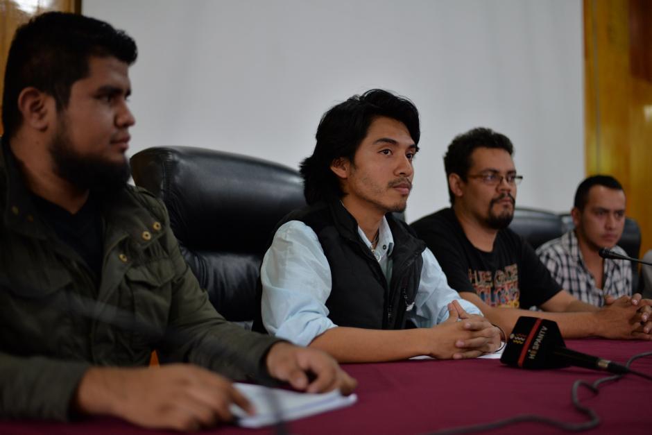 Algunos de los líderes que desconocen a la AEU han empezado a recibir intimidaciones vía telefónica. (Foto: Wilder López/Soy502)