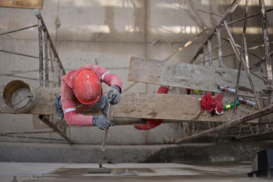 Un paso a desnivel tiene una inversión aproximada de 20 millones de quetzales. (Foto: Wilder López/Soy502)