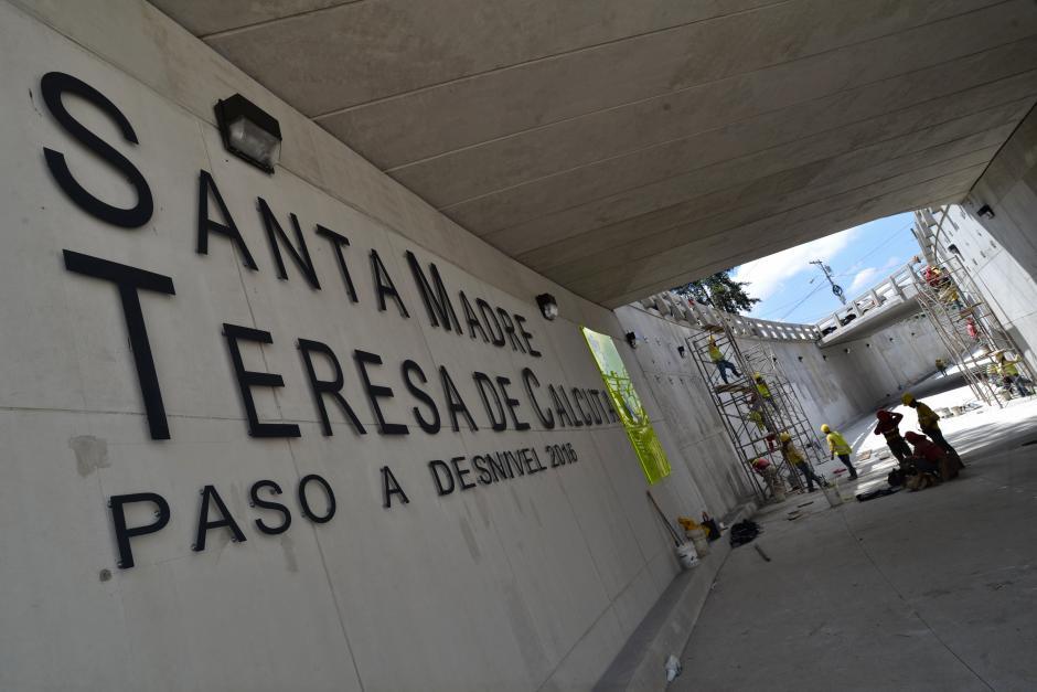 El nombre se debe a la admiración que el alcalde le tiene a la vida de la Santa Madre. (Foto: Wilder López/Soy502)