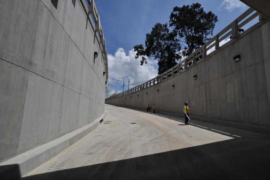 La inversión de la obra fue de unos 15 millones de quetzales. (Foto: Wilder López/Soy502)
