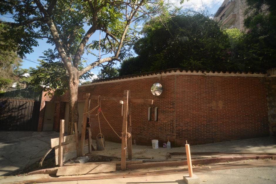 Hugo García López adquirió esta propiedad en febrero y desde marzo se la alquila a Jafeth Cabrera. (Foto: Wilder López/Soy502)