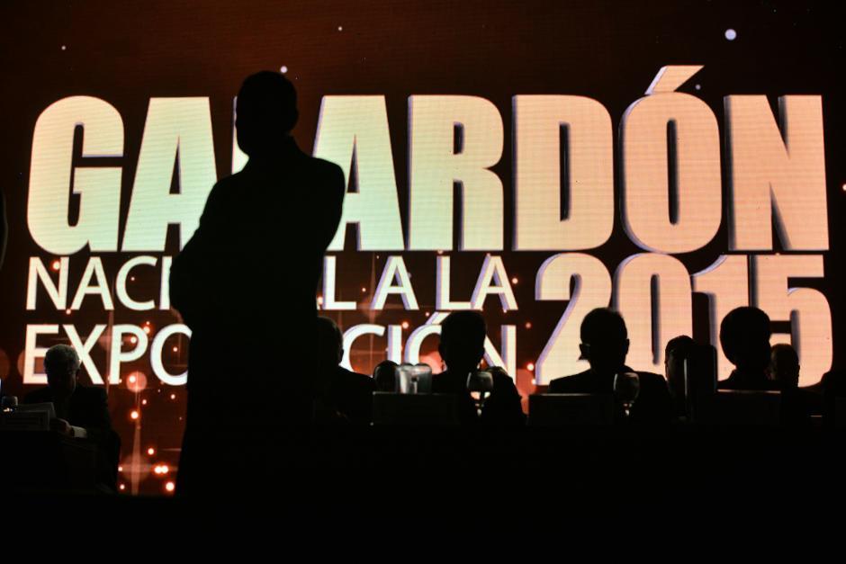 El galardón es el reconocimiento nacional a los productores y empresarios dedicados a la exportación. (Foto: Wilder López/Soy502)