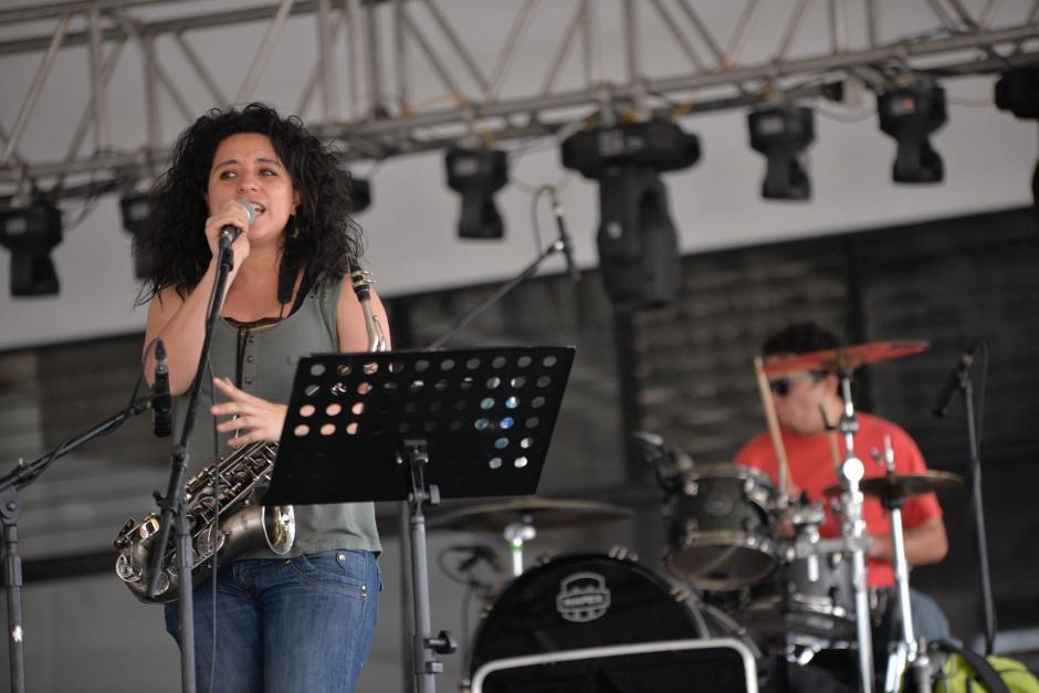 Hubo música en vivo para amenizar el evento. (Foto: Wilder López/Soy502)