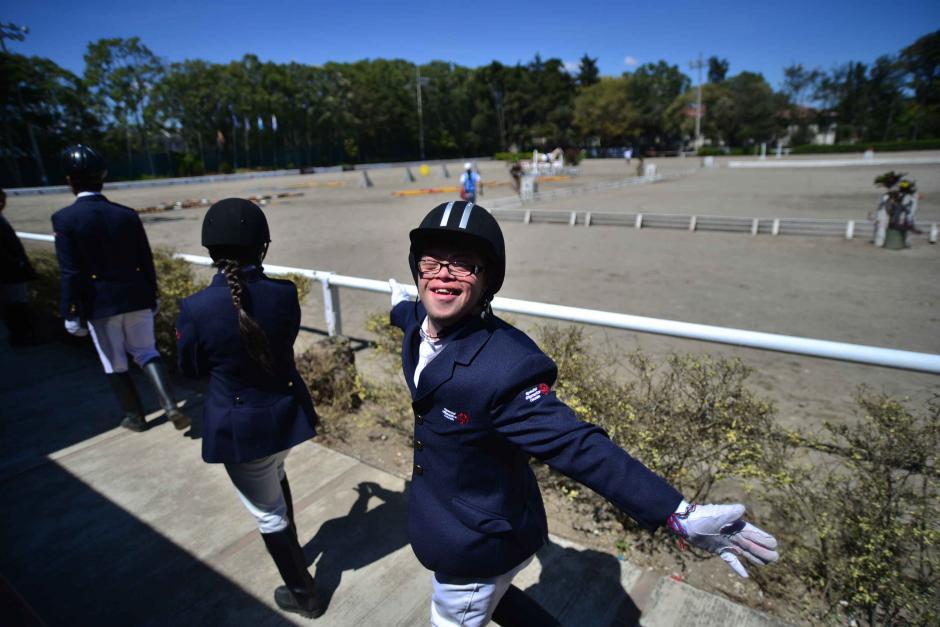 Los pequeños participantes mostraron su alegría en todo momento. (Foto: Wilder López/Soy502)