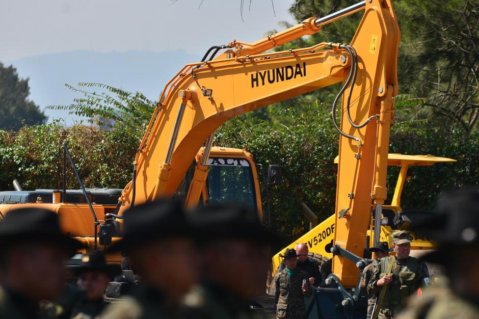 La maquinaria empezará a trabajar el próximo lunes. (Foto: Wilder López/Soy502)