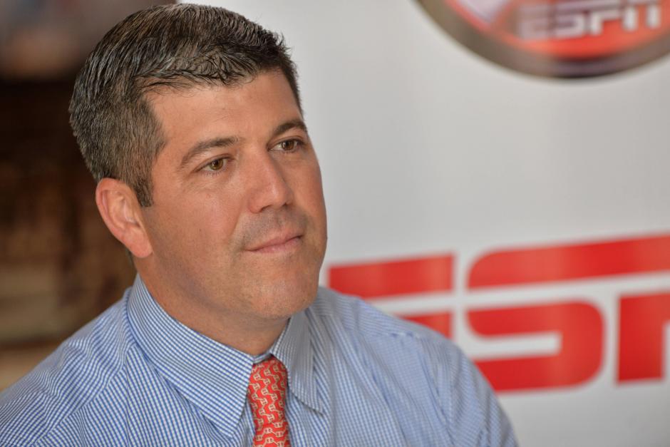 Fernando Palomo es otro de los visitantes distinguidos de ESPN que está en Guatemala. (Foto: Wilder López/Soy502)