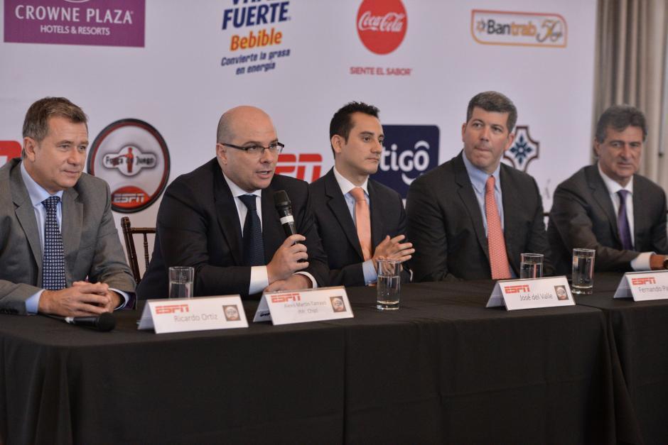 El elenco del programa de análisis deportivo hará una emisión especial desde Guatemala este 30 de agosto. (Foto: Wilder López/Soy502)