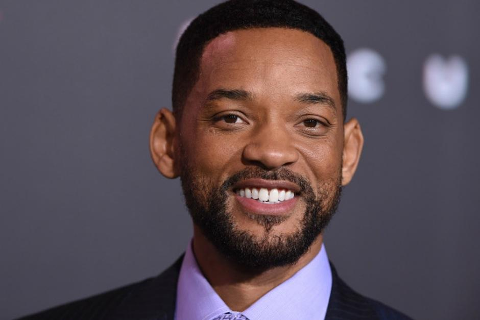 El actor estadounidense Will Smith compartió el video de una buena acción de un guatemalteco. (Foto: Oxigen Media)