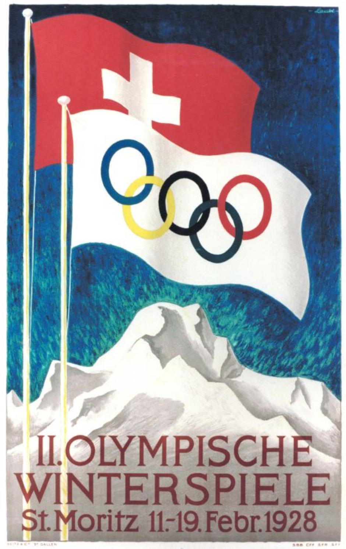 Sanit Moritz, Suiza, fue la sede de los juegos de 1928.