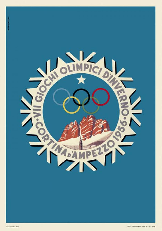 Cortina d'Ampezzo, Italia fue la sede en 1956.