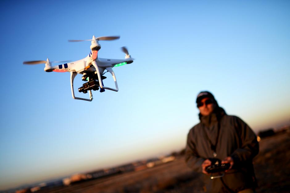 La DGAC busca regular los drones que interfieran en el espacio aéreo. (Foto: wired.com)