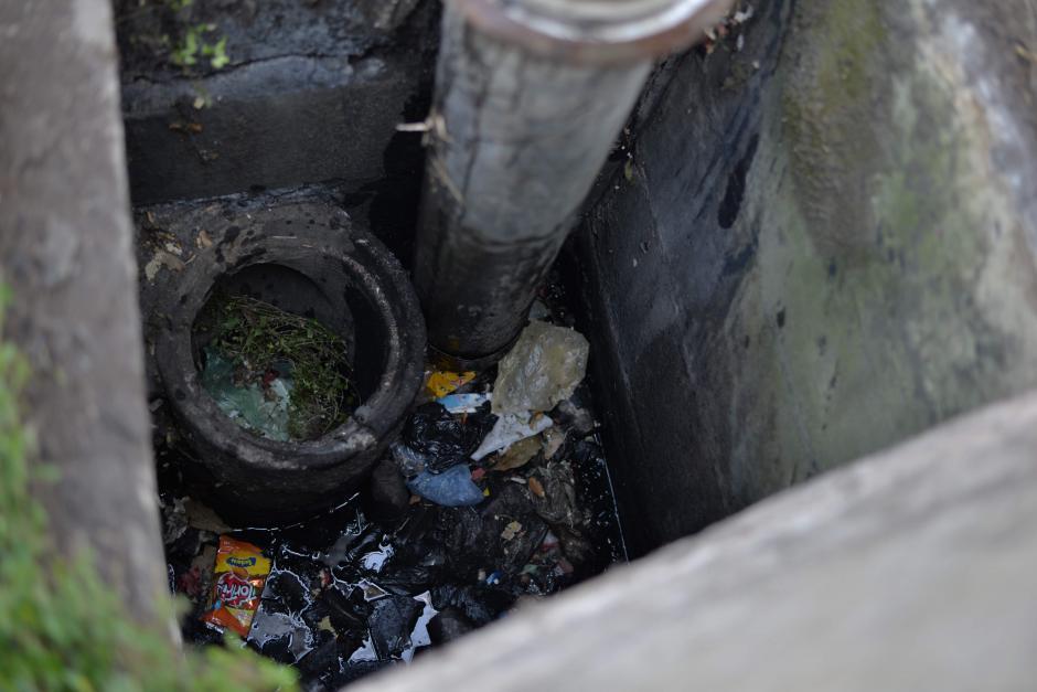 Muchos desechos provienen de personas que no pagan la extracción de basura. (Foto: Wilder López/Soy502)