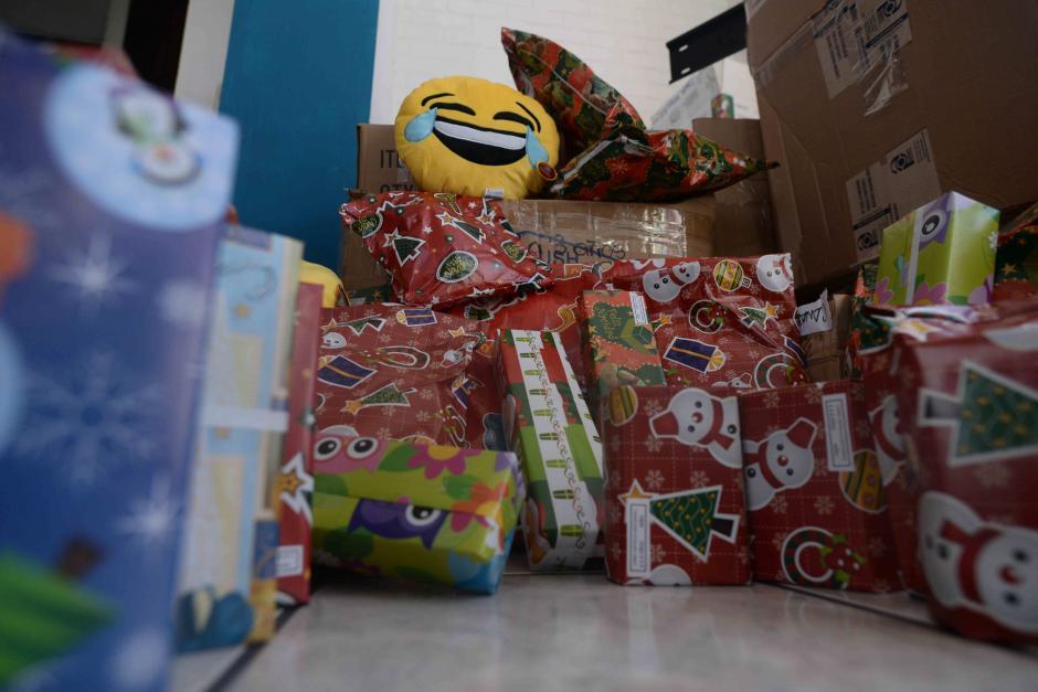 El proyecto consiste en recolectar juguetes nuevos o usados en buen estado para entregar a niños de escasos recursos. (Foto: Wilder López/Soy502)