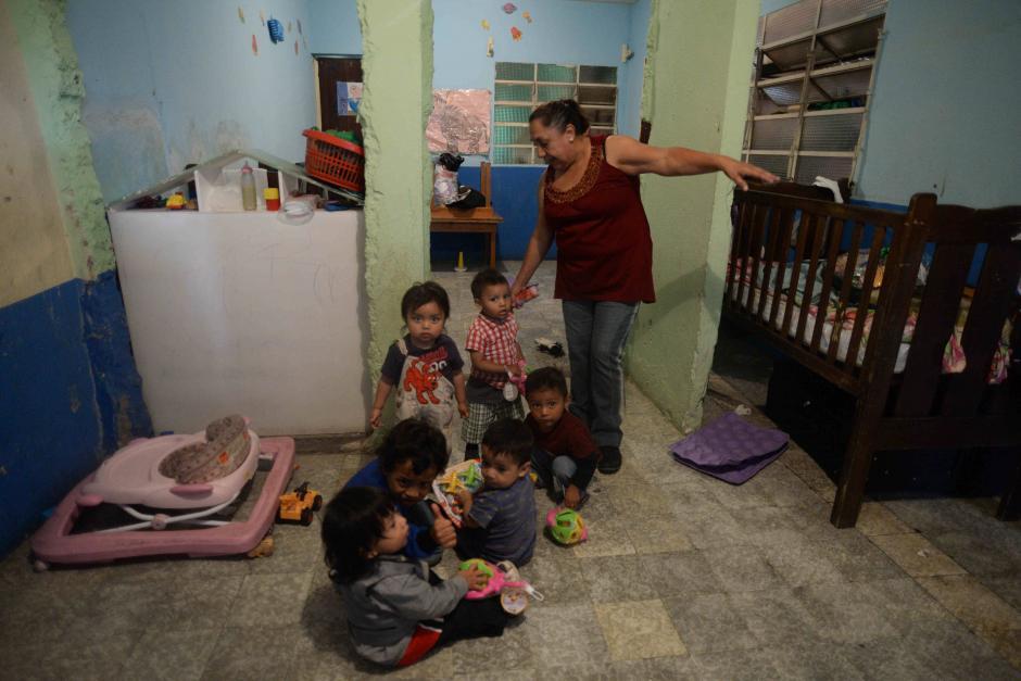 En Tabitha recibe a más de 100 niños del basurero a diario. (Foto: Wilder López/Soy502)