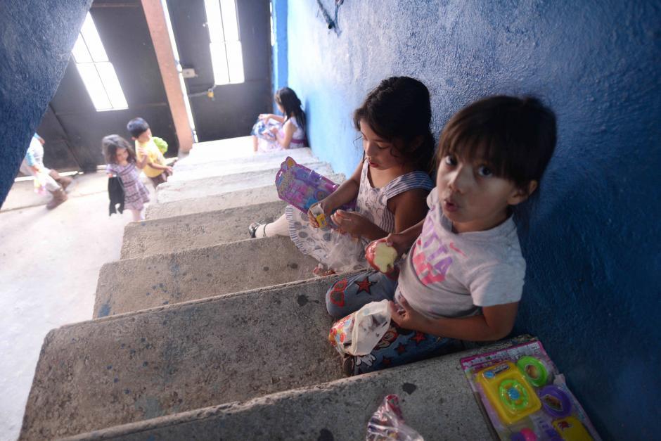Niños y niñas por igual reciben el apoyo en Tabitha. (Foto: Wilder López/Soy502)