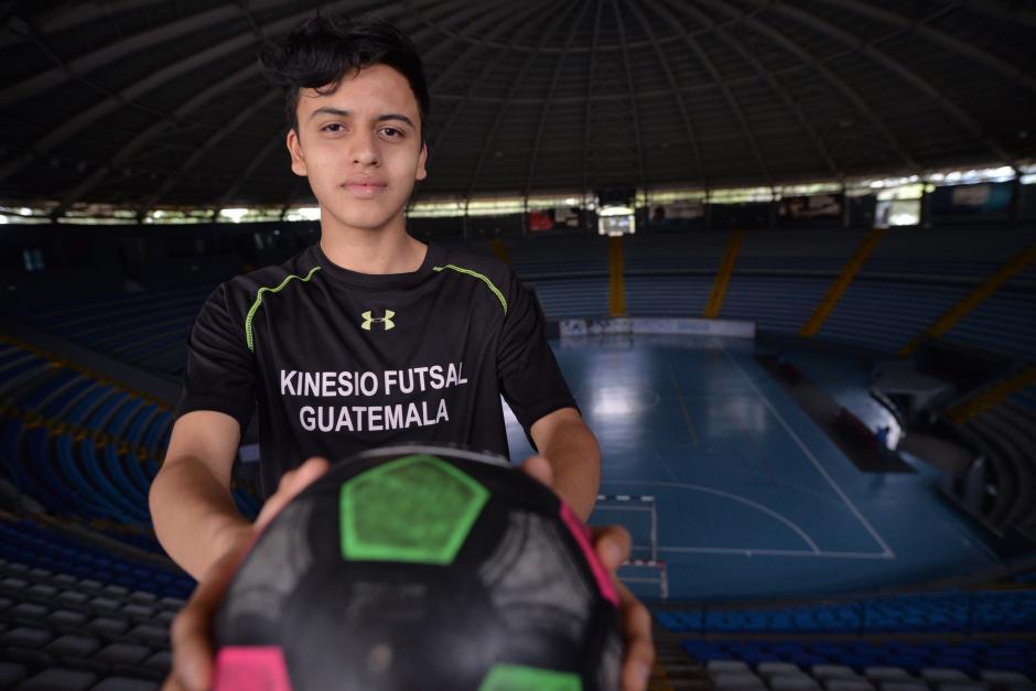"""Román """"el Flaco"""" Alvarado jugará en la Liga Profesional de Costa Rica.  (Foto: Wilder López/Soy502)"""