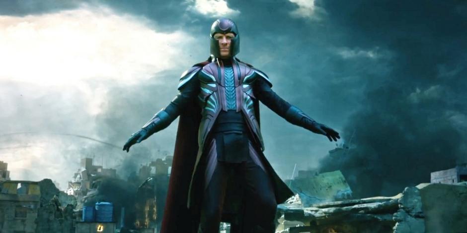 Magneto es parte de los jinetes del Apocalipsis en esta entrega. (Foto: comicbookmovie.com)