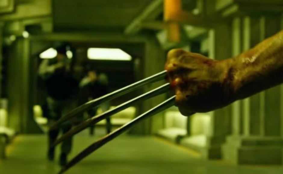 Wolverine aparece en el último tráiler de la película. (Foto: Captura de YouTube)