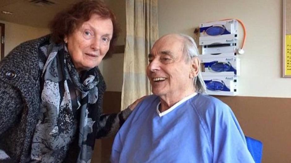 Desde que se conocieron hicieron todo juntos y vivieron una vida de felicidad. (Foto: infobae.com)