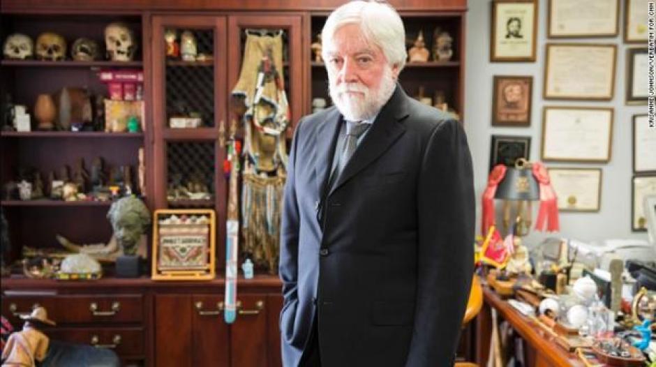 El doctor James Goodrich lideró la exitosa operación. (Foto: Infobae)