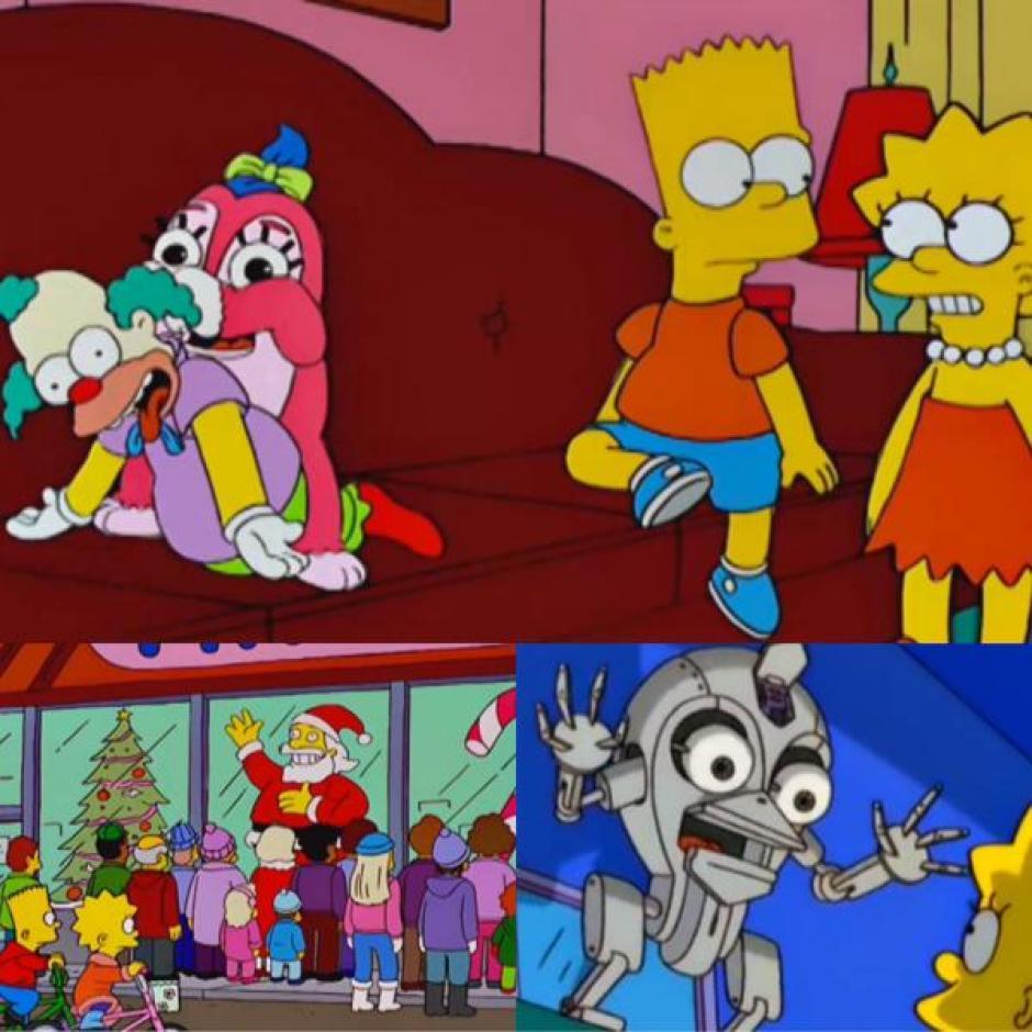 Los Simpson habrían pronosticado esta situación en 1999. (Foto: Infobae)