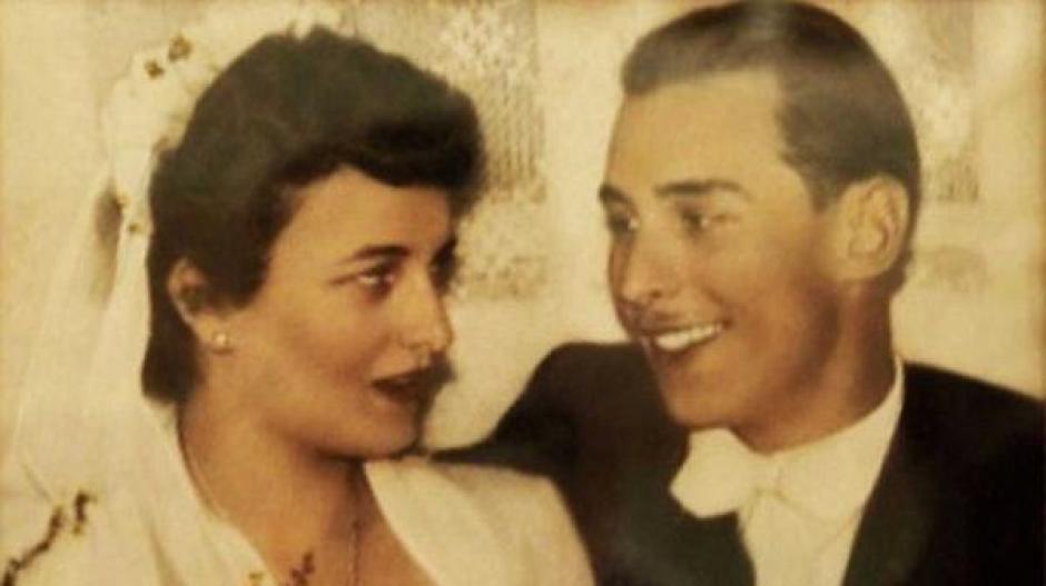 Su historia de amor inició en 1954, cuando se conocieron y se casaron. (Foto: infobae.com)