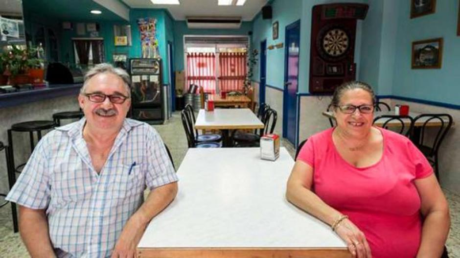 Agustín y Juani se casaron en 1979, pero su historia de amor estaba incompleta sin el anillo. (Foto: Infobae)