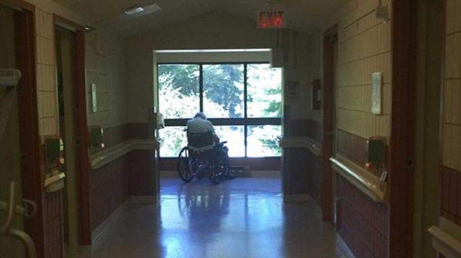 Ahora cada uno vive en un asilo distinto por falta de espacio. (Foto: infobae.com)