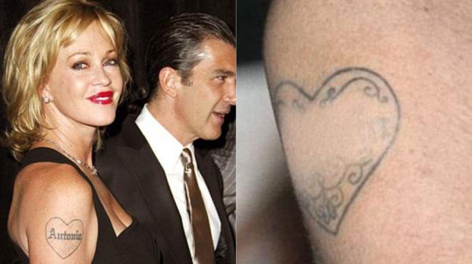 Parece que Melanie Griffith quiere olvidar de una u otra manera su pasado junto con el actor Antonio Banderas. (Foto: Infobae)