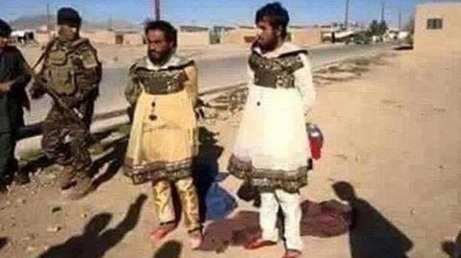 Los terroristas fueron interceptados mientras trataban de burlar al ejército iraquí. (Foto: Infobae)