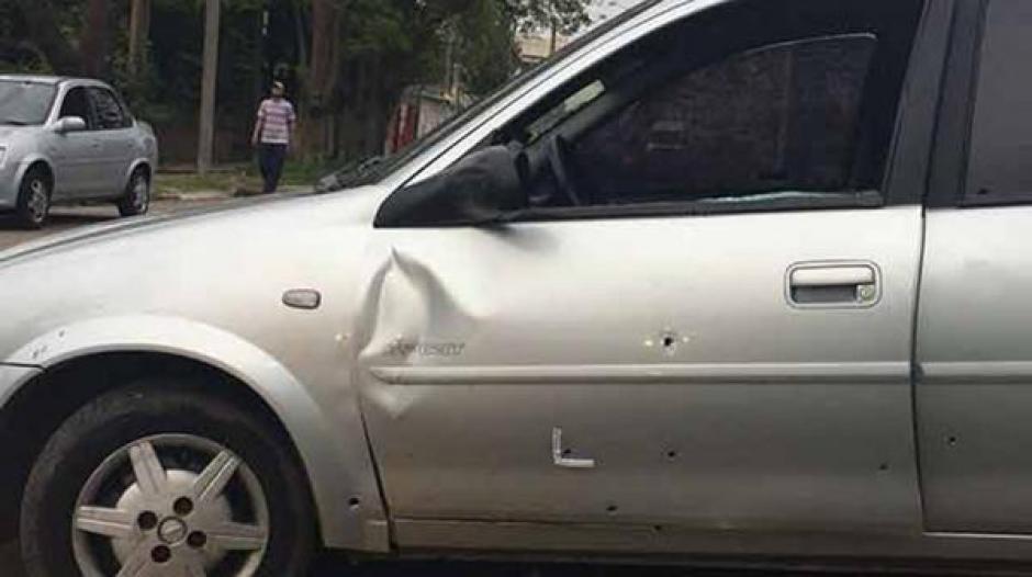 El ataque pretendía cobrar la vida del líder de la barra brava de Peñarol. (Foto: Infobae)