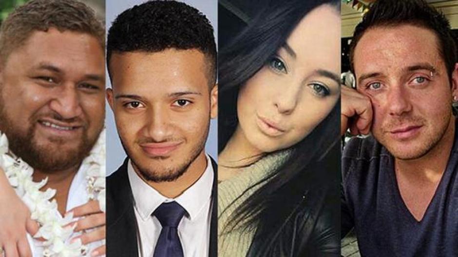 Las cuatro víctimas no pudieron ser atendidas a tiempo. (Foto: Infobae)