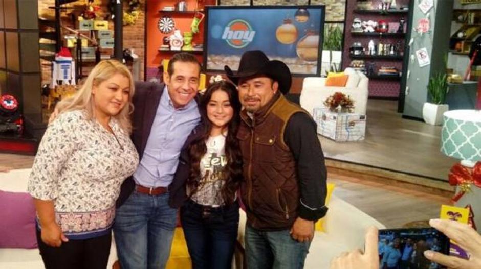 Rubí ha recibido ofertas para estudiar y trabajar en Televisa. (Foto: Hoy)