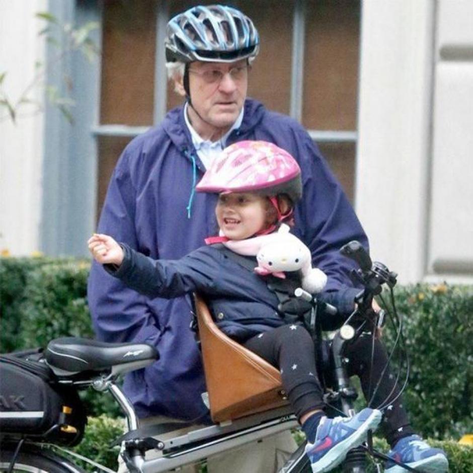 Robert De Niro tuvo su hija menor a los 68 años. (Foto: infobae.com)