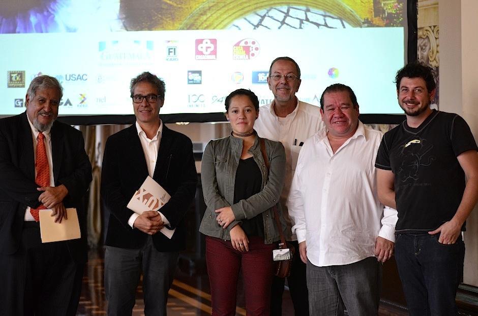 Todo está preparado para el XIX Festival internacional de cine Ícaro. (Foto: Selene Mejía/Soy502)