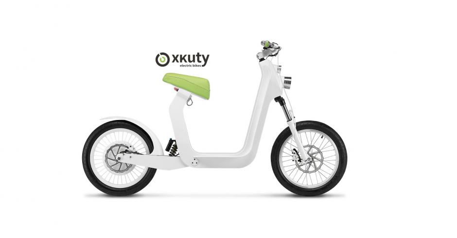 La nueva bicicleta para la ciudad.