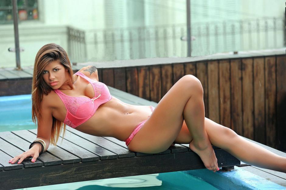 Xoana González presume que tuvo un romance con Leonel Messi.
