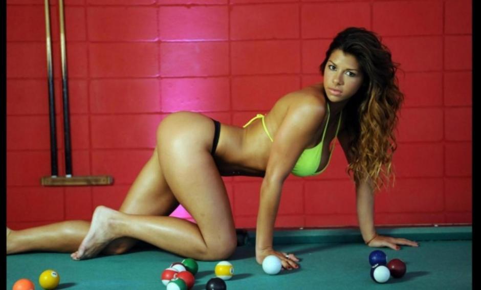 La encantadora Xoana González es conocida en el mundo por su supuesto romance con Messi.