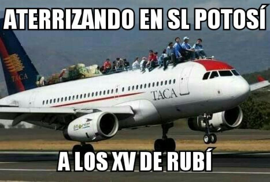 El video de la invitación fue visto fuera de las fronteras de México. (Foto: Xv Años De Ruby En San Luis Potosi/Facebook)