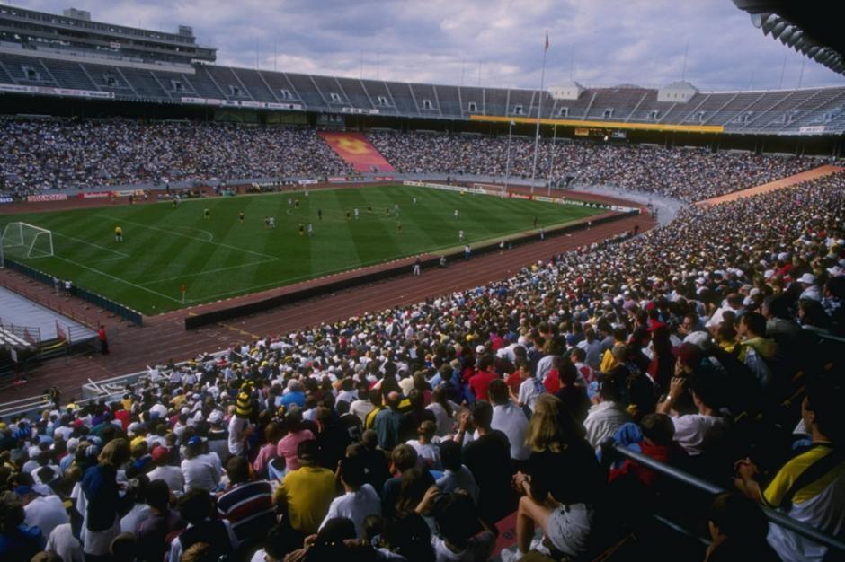 El Mapfre Satdium tiene capacidad para 22 mil espectadores y es la casa del Columbus Crew de la MLS.