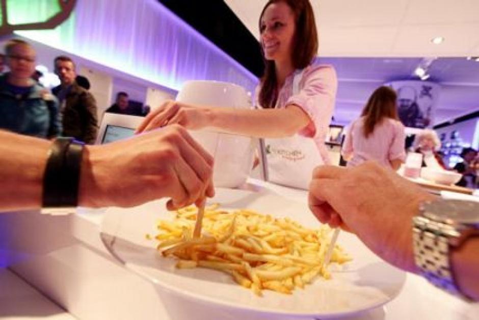Una mujer en Washington enfrentará un juicio por robar tres papas fritas. (Foto: yahoo.com)