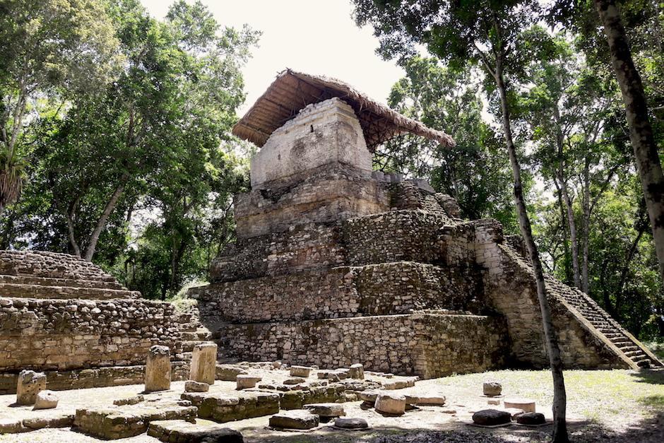 Topoxte es una ciudad maya postclásica. (Foto: Javier Lainfiesta/Soy502)