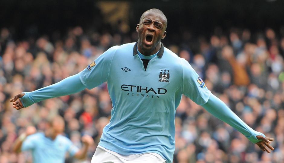 Touré es una de las estrellas del Manchester City, pero ha sido relegado. (Foto: Twitter)